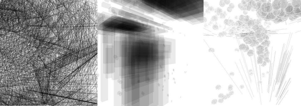 particles processing