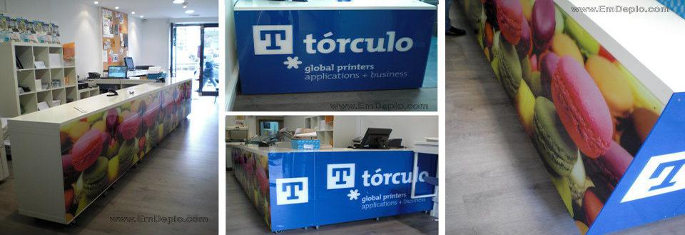 tórculo shops